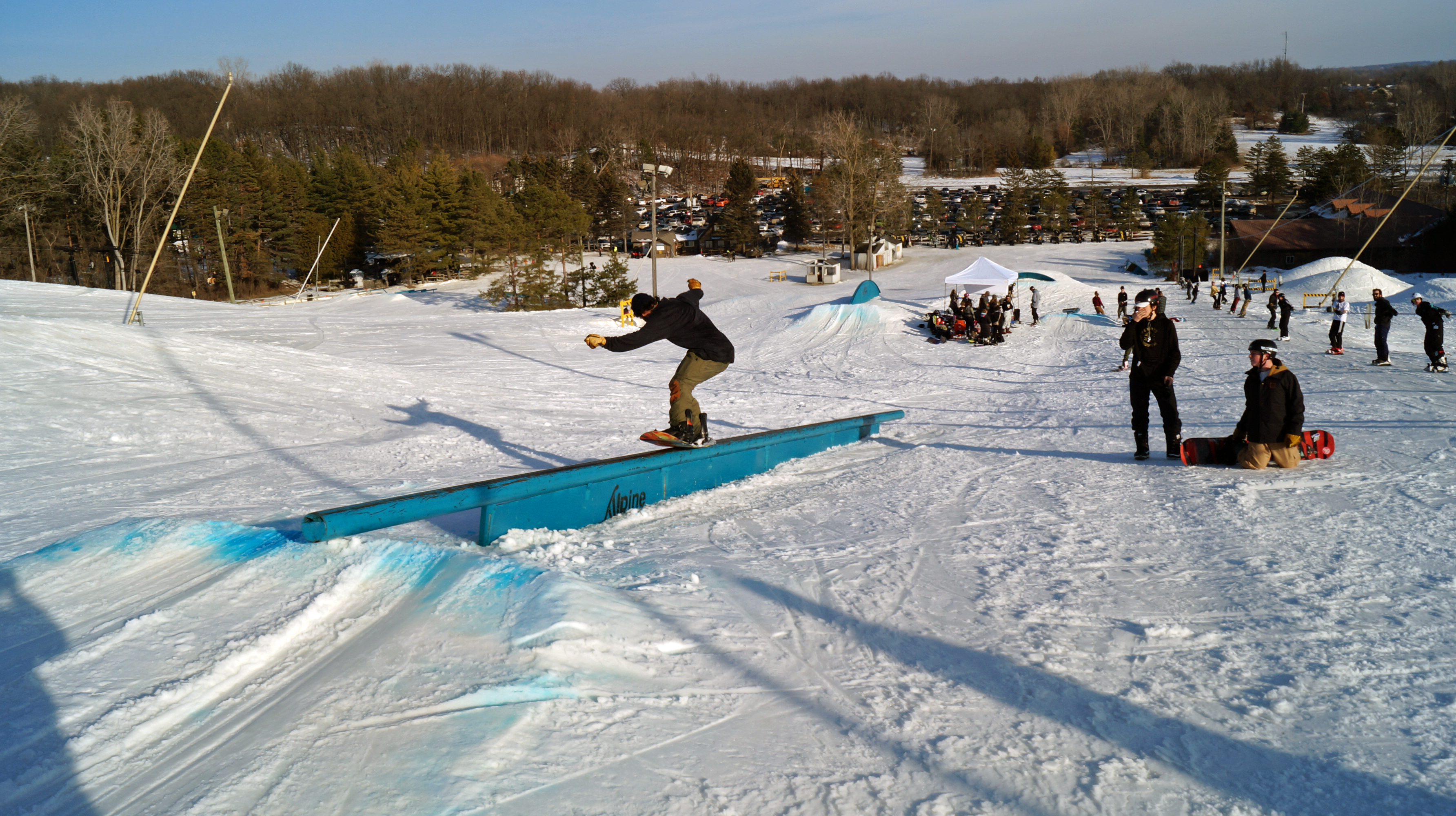 12 of the pines high speed tow rope park open