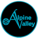Alpine Valley Ski Resort Logo
